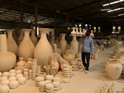 Chu Dau pottery seeks foreign markets