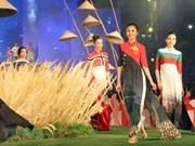 """""""Ho Chi Minh City Charming Ao Dai"""" festival"""