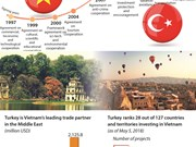 Open path towards Vietnam-Turkey development cooperation