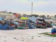 Vietnam braces for tropical storm Son Tinh