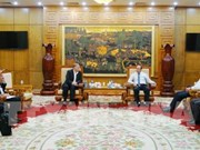 Bac Giang province facilitates Australian investment