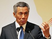 East Sea dispute among key regional issues: PM Lee