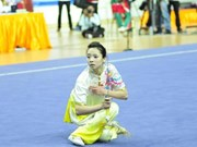 Vietnam bring home three martial arts medals