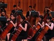 Vietnam Music Academy celebrates 60th birthday