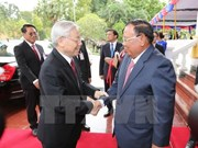 Vietnam-Laos ties crucial to each country's development