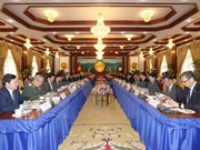 Vietnam, Laos sign seven cooperation documents