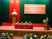 PM updates Hai Phong voters on outcomes of parliament's session