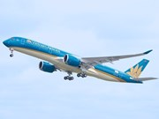 Vietnam Airlines receives 10th Dreamliner