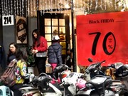 US-style Black Friday a hit in Vietnam
