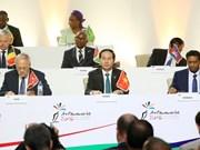 Vietnam ready to enhance economic ties with OIF members: President