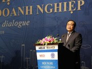Hanoi vows to take lead in improving business climate