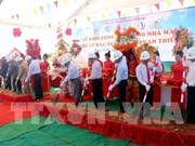 Binh Thuan starts building first waste treatment plant
