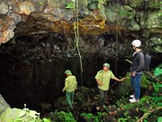 Dak Nong seeks UNESCO's recognition of volcanic cave system