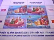 Stamp exhibition on Vietnam opens in Bangkok
