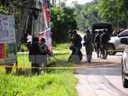 Thailand arrests three suspects of tourist site bomb attacks