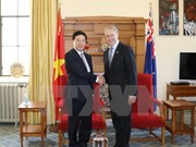 Vietnam, New Zealand look to stronger economic ties