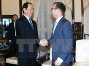 President lauds outgoing New Zealand Ambassador