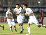 Vietnam lose 1-2 to Indonesia in AFF Cup semifinals