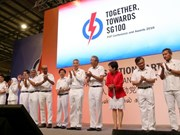 Singapore: Ruling party elects new executive board