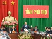 PM: Organic agriculture, spiritual tourism key to Phu Tho economy