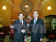 VFF, Chinese people's Political Consultative Conference boost ties