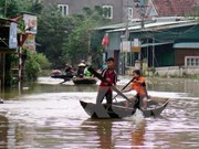 Flooding kills 13 in central region