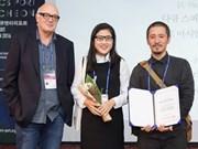 Vietnam movie wins Best Asian Project award