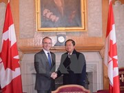 Vietnam eyes reinforced ties with Canada