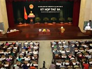 Ho Chi Minh City People's Council convenes third session