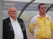 European champion to coach in V. League