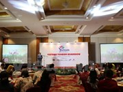 Road show promotes Vietnam's tourism in Indonesia