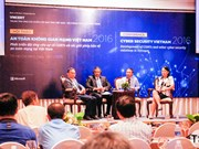 Conference studies cyber security in Vietnam