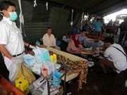 Death toll in Indonesia quake approximates 100