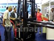 Industrial equipment expo opens in HCM City
