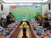 Vietnam, Finland strengthen friendship