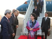 National Assembly Chairwoman begins India visit