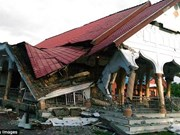 Sympathies to Indonesia on heavy losses in earthquake