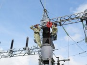 Electricity output climbs over 11 percent in 11 months