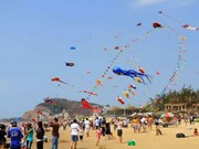 International Kite Festival opens in Vung Tau