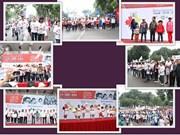 Thousands joins Hanoi Run for Children 2016
