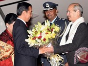 Indonesian President visits India to boost economic-trade ties