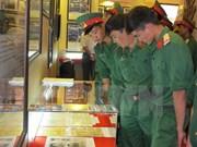 Hoang Sa, Truong Sa exhibition opens in Phu Yen