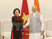 Top legislator's visit expected to deepen Vietnam-India relations