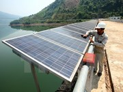 Quang Binh solar power project makes adjustments