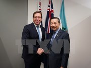 Vietnam, Australia boost links in combating crime