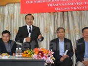 Diplomat affirms State care for Vietnamese in Macau