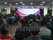 Vietnamese, Russian youths hold cultural exchange