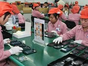 Country makes 29.8 billion USD exporting phones to US