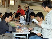 Over 1,000 job seekers attend RoK - Vietnam placement fair