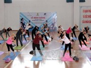 Yoga Federation of Vietnam established